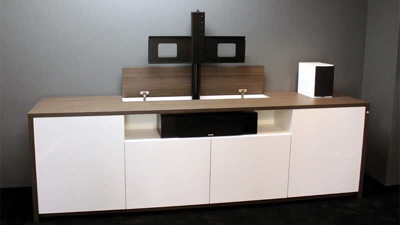tv lift meubel kies een tv lift meubel en je tv. Black Bedroom Furniture Sets. Home Design Ideas