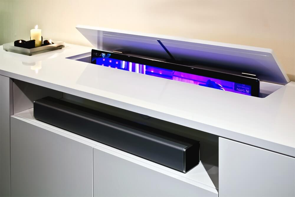 Tv Lift Kast : Tv lift meubel kies een tv lift meubel en je tv verdwijnt uit het
