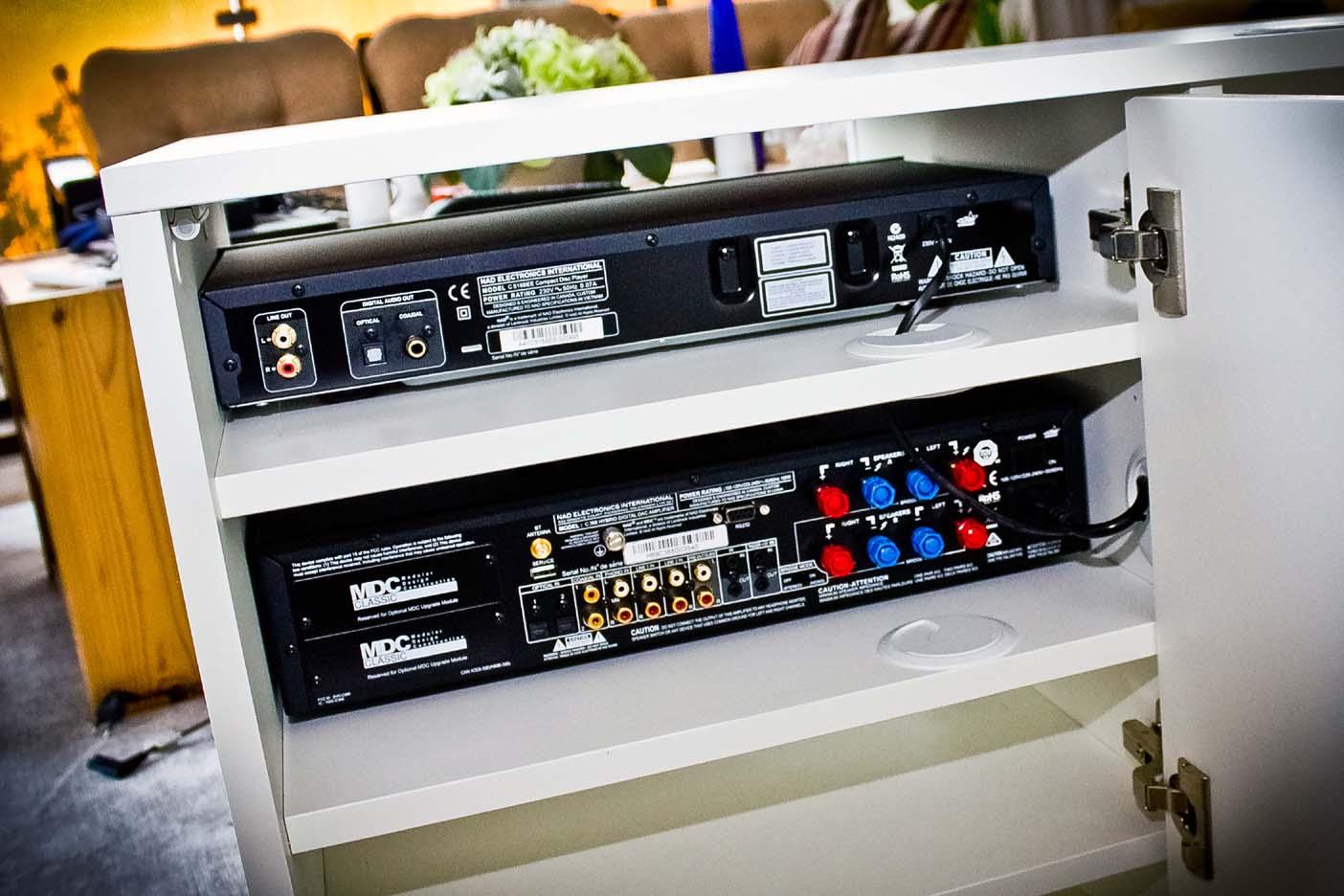 Streaming hifi meubel for Hifi meubel
