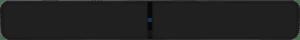 Bluesound Pulse soundbar in een emondo TV meubel op maat