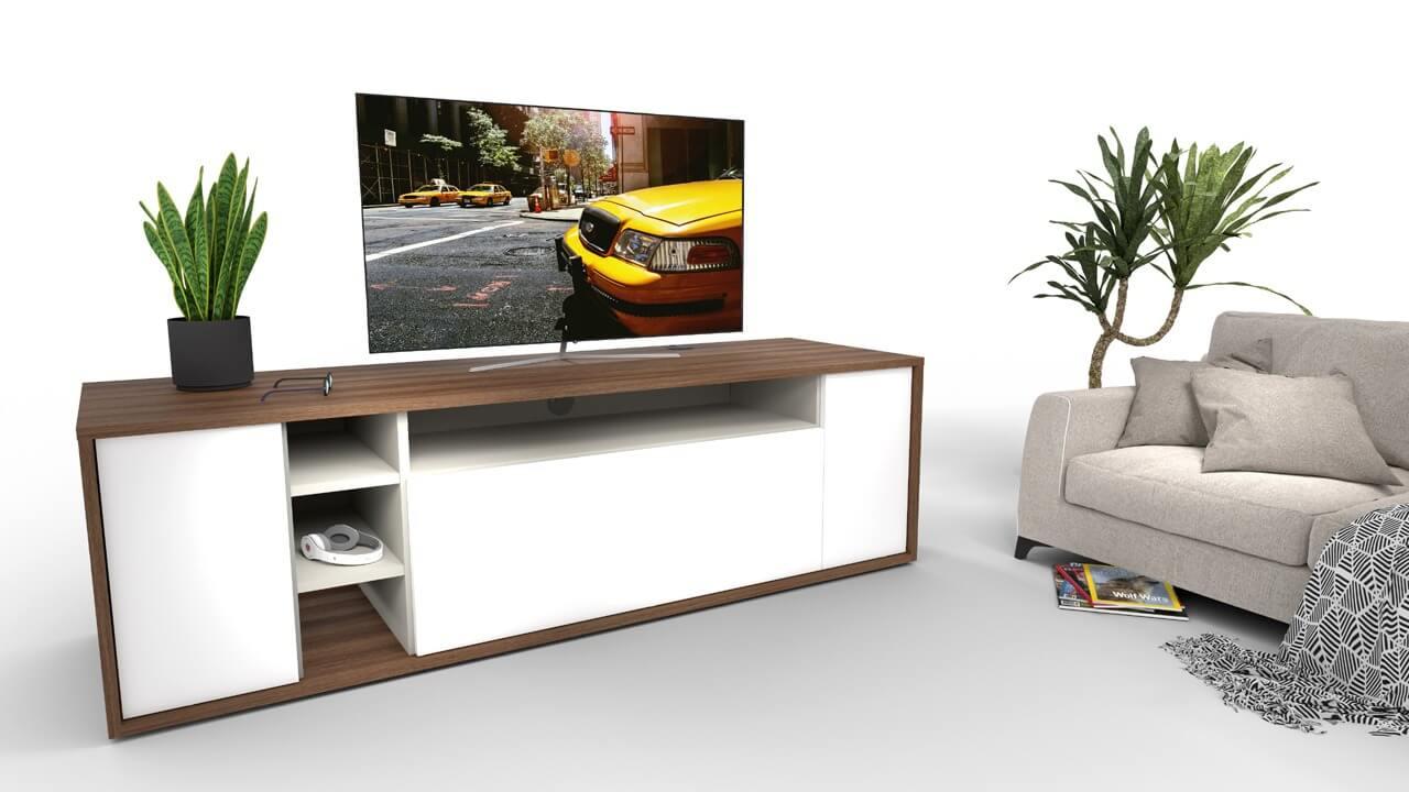 tv meubel op maat voor de SONOS playbar