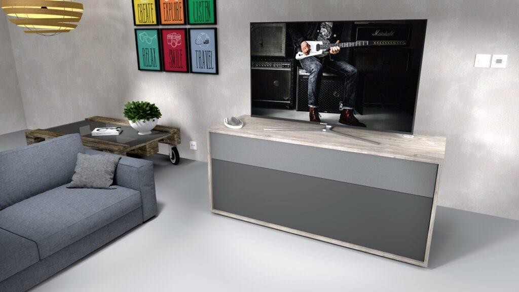 emondo soundbar TV meubel op maat