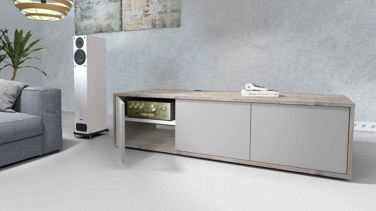 hifi meubel op maat