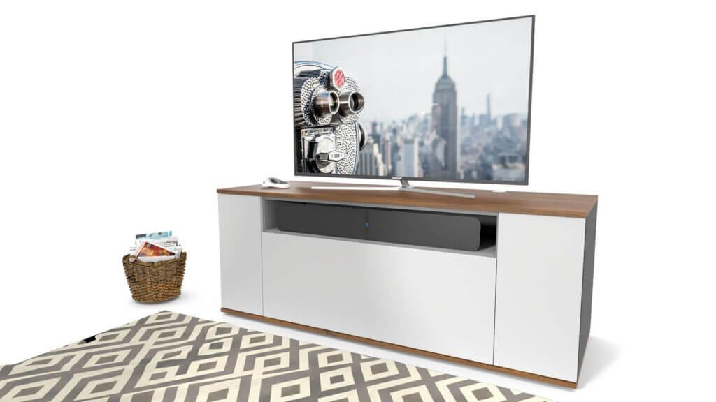 Pulse soundbar TV meubel
